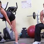 Секс с инструктором по фитнесу?