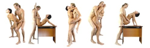 Классные позы для секса