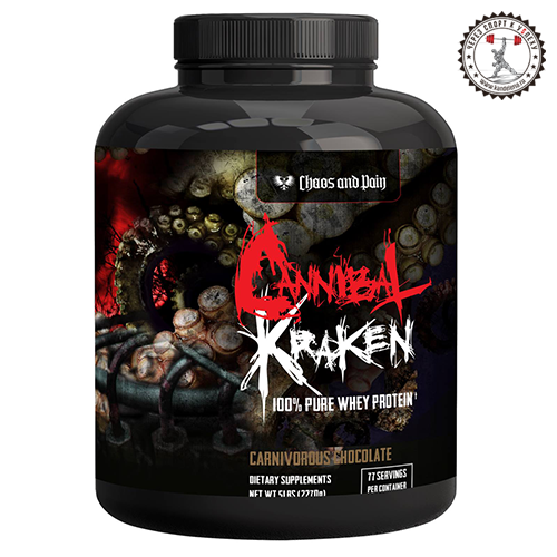 Chaos and Pain Cannibal Kraken