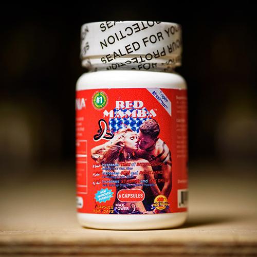 Generic Red Mamba