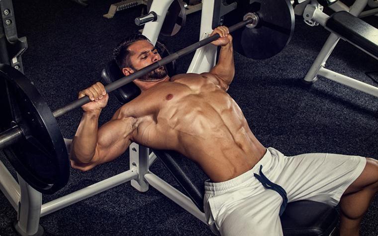 Упражнения на грудные мышцы
