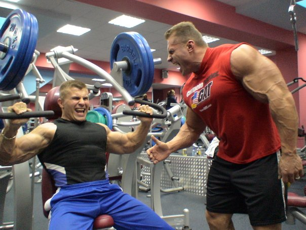 Аминокислоты для мышц