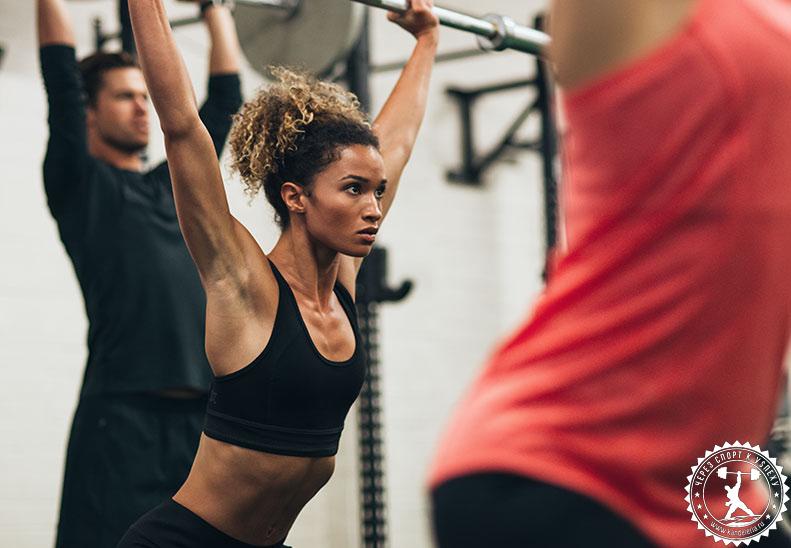 Подготовка к тренировке и отличие мужского тренинга от женского