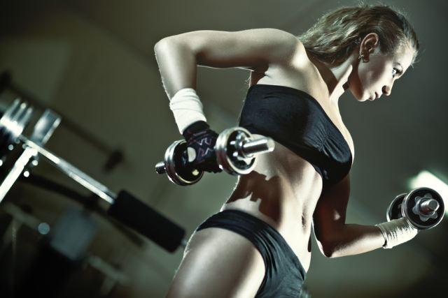всё об упражнениях для женщин
