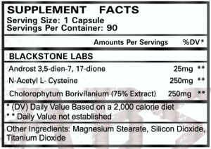 Blackstone Labs Eradicate описание