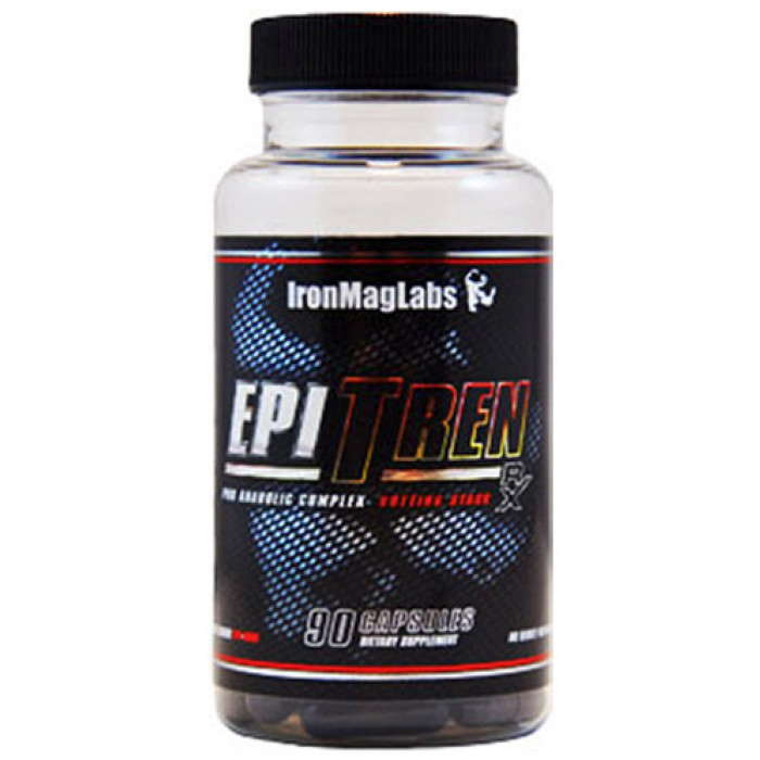 IronMagLabs EPI-TREN Rx™ – Powerful Anabolic Complex