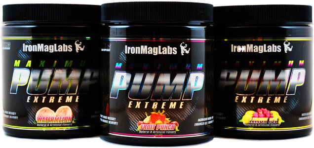 IronMagLabs Maximum Pump Extreme™