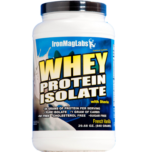 IronMagLabs PURE INSTANTIZED WHEY PROTEIN ISOLATE
