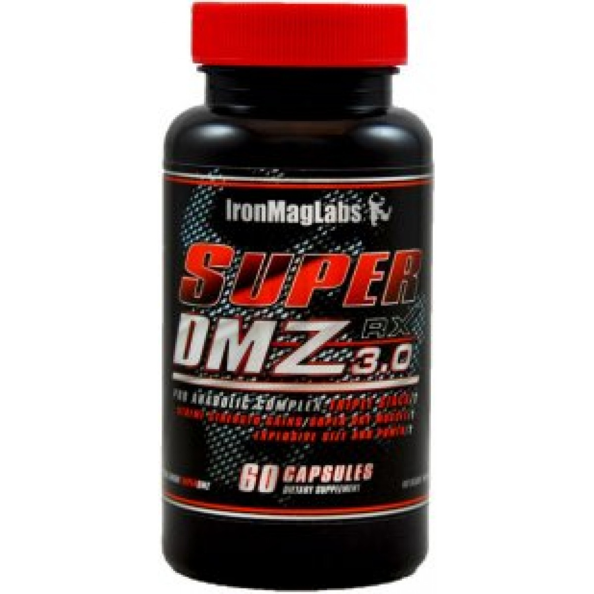 IronMagLabs SUPER-DMZ Rx 3.0™ - Pro-Anabolic Triple Complex