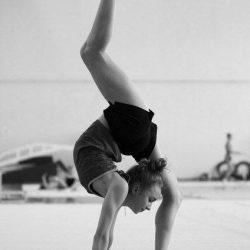 упражнения на растяжку гимнастика