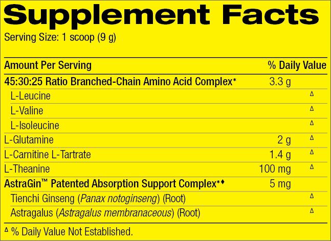 AMINO FREAK V2 от PharmaFreak Technologies - состав