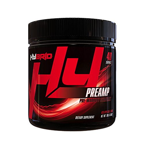 Hybrid Performance Nutrition PreAMP