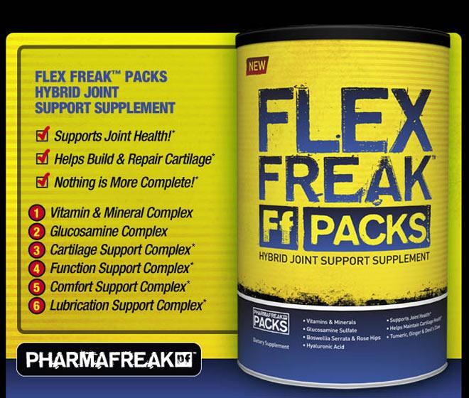 PharmaFreak FLEX FREAK PACKS