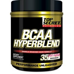 Top Secret BCAA Hyperblend Anabolic