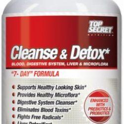 Top Secret Nutrition 4-Way Body Cleanse & Detox