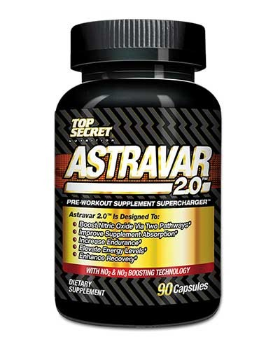 Top Secret Nutrition Astravar 2.0 Amplifier