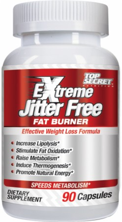 Top Secret Nutrition - Extreme Jitter Free Fat Burner