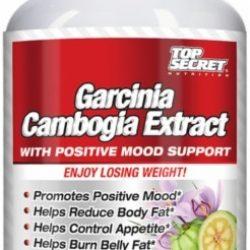 Top Secret Nutrition Garcinia Cambogia Extract With Positive Mood