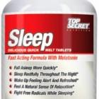 Top Secret Nutrition Sleep