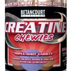 BETANCOURT CREATINE CHEWIES VARIETY FLAVORS