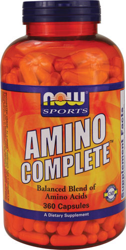NOW Sport Nutrition Amino Complete