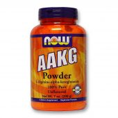 NOW Sport Nutrition AAKG Pure Powder
