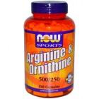 NOW Sport Nutrition Arginine & Ornithine