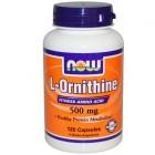 NOW Sport Nutrition L- Ornithine
