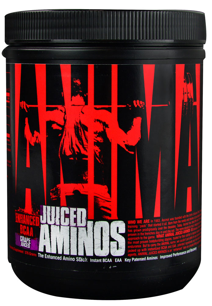Animal - Juiced Aminos