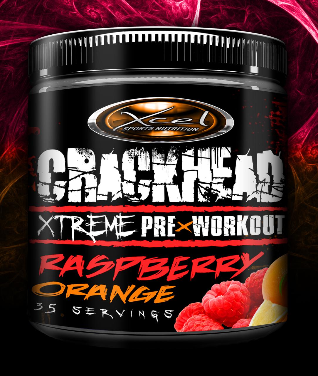 Xcel Sport Nutrition - Crackhead