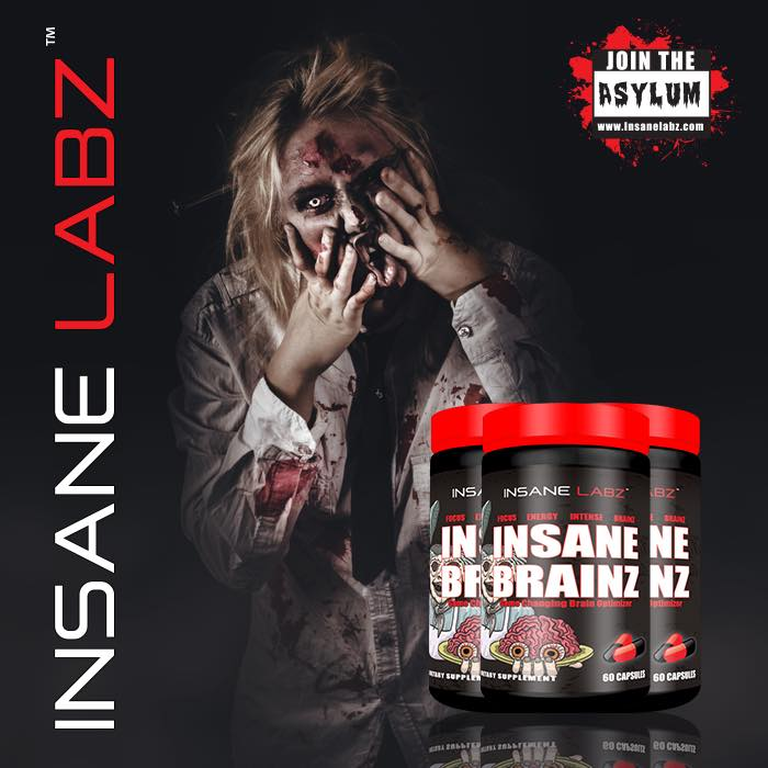 Insane Labz Insane Brainz - 01