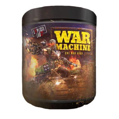 Предтреник Explicit Labz War Machine