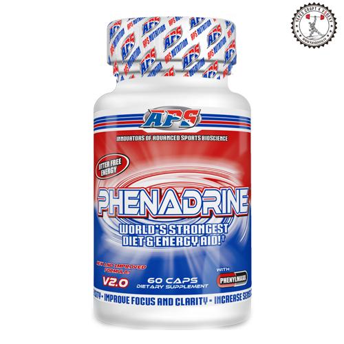 APS Phenadrine