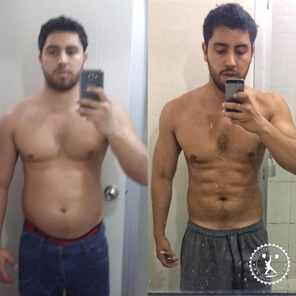 Результаты Липо 6 Блэк – фото до и после
