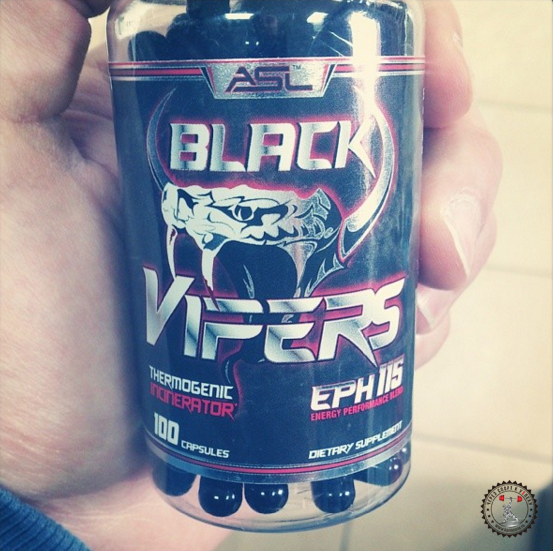 ASL Black Vipers отзывы