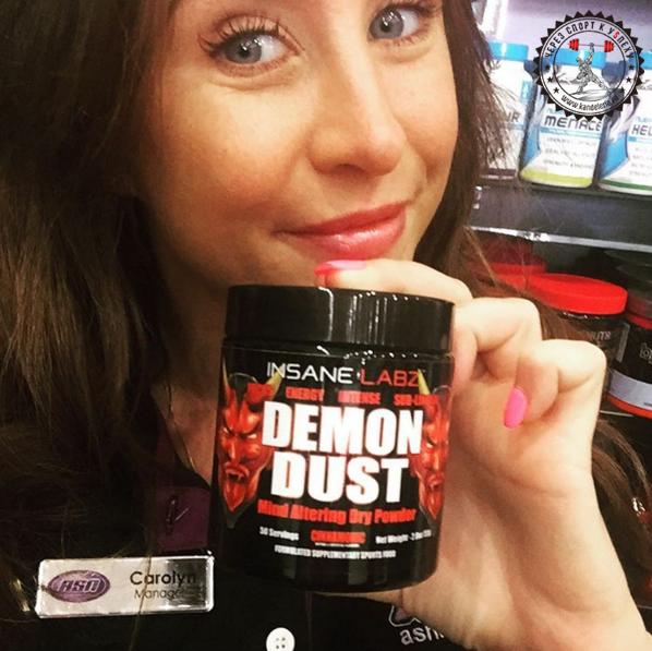 Insane Labz Demon Dust отзывы