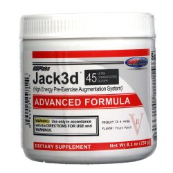 USP Jack3d Advanced Formula