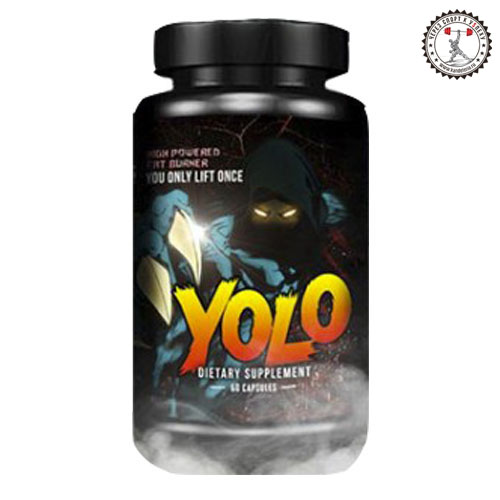 Boss Sport Nutrition YOLO (You Only Lift Once)