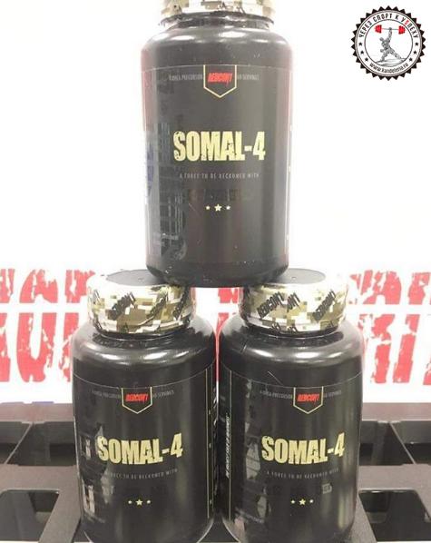 Redcon1 Somal-4