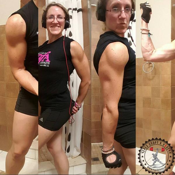 гормон роста до и после