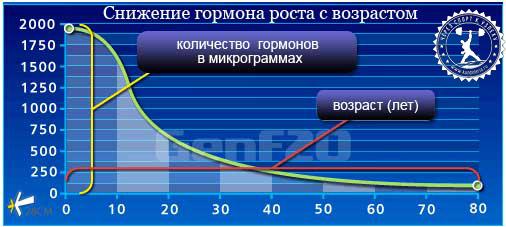 гормон роста в таблетках