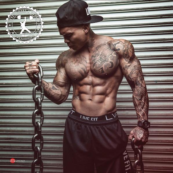 курс стероидов с гормоном роста