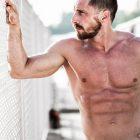 Как убрать жир с живота и боков у мужчин