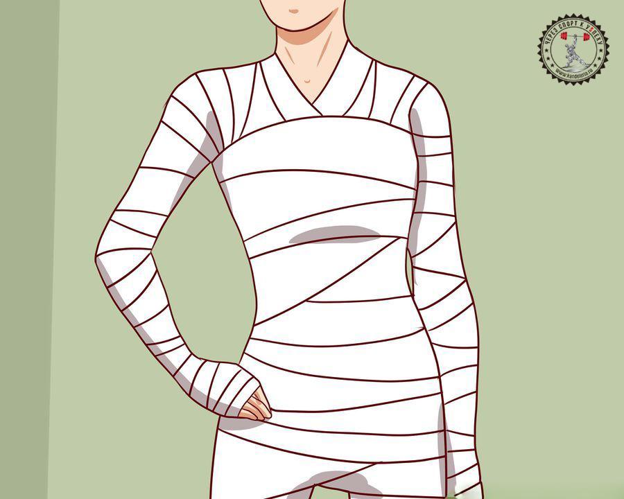 обертывание для похудения в домашних условиях