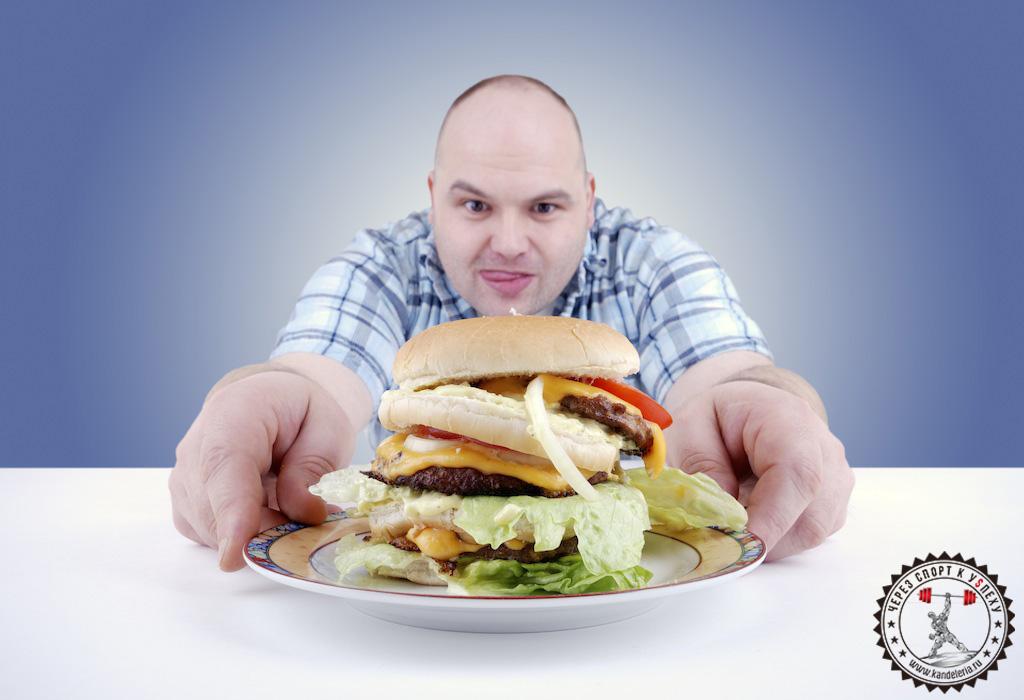 Уберите с глаз долой нездоровую пищу