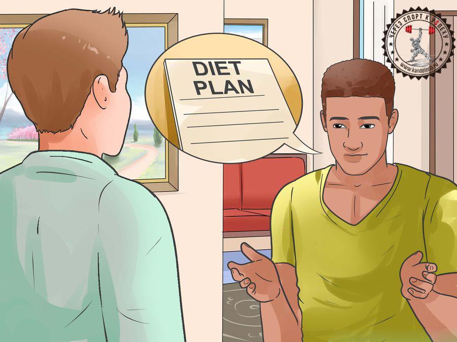 как похудеть за час на 5 кг