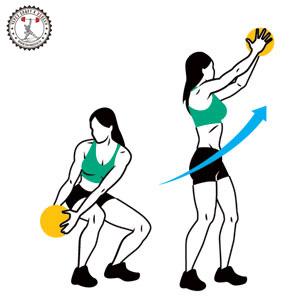 упражнения для похудения ног и живота в домашних условиях