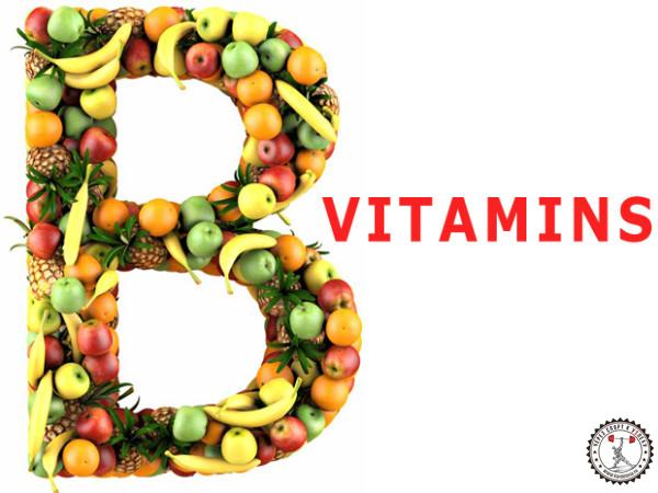 Витаминные комплексы с витаминами группы в