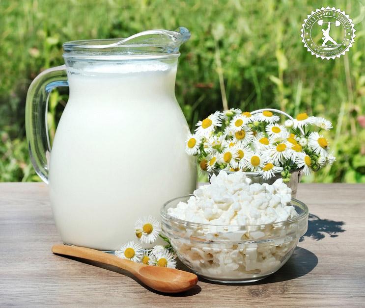 продукты употребляемые на сушке тела