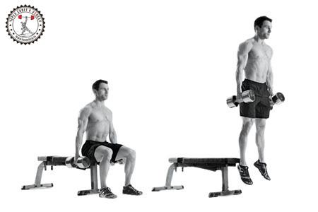 упражнения для сушки тела для мужчин